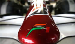 El Logo de Force India
