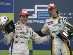GP2 Series 2009 - Barwa Campos Team