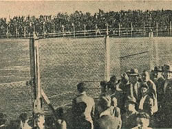 El primer Estadio de All Boys
