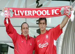 Munthe Agger Liverpool