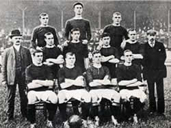 Manchester United 1905 - 1906
