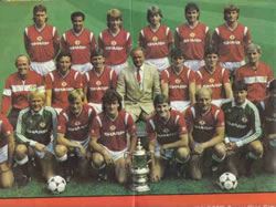 Manchester United 1985 - 1986