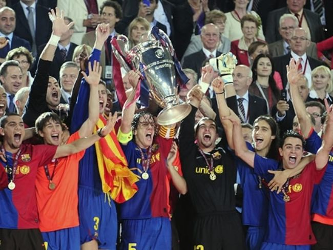 Final de la Champion League 2009