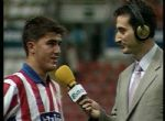David Villa en el Sporting