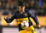 Ever Banega en el Boca Juniors