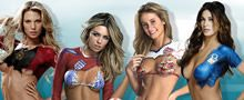 Las Novias del Mundial en Sports Illustrated