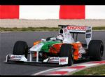 Adrian Sutil con Force India - 2009