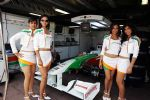 Las bellezas de Force India