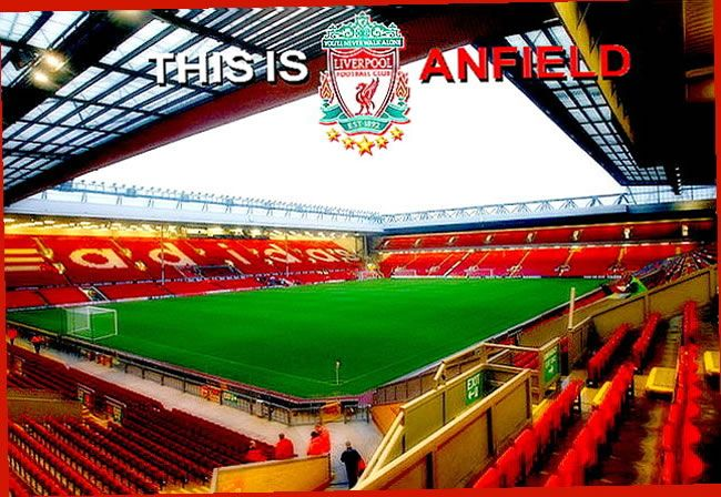 'This is Anfield'