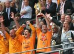 Hull City con un trofeo amistoso