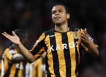 Deiberson en su actual club: Hull City AFC