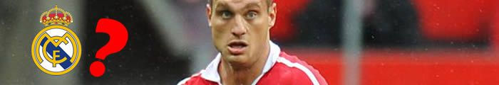 Nemanja Vidic al Real Madrid?