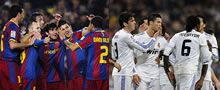 Barcelona y Real Madrid siguen brillando en la Liga