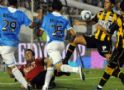 Racing frente a Olimpo (2011)